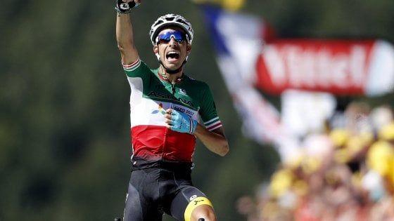 Tour de France 2017, Fabio Aru trionfa a La Planche Des Belles Filles