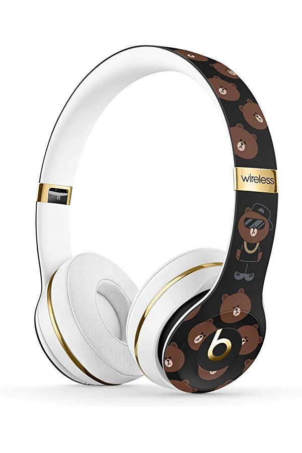 Be Like Brown This Special Edition Beats Solo3 Wireless Headphone