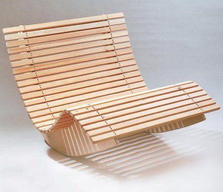 die besten 25 relaxliege holz ideen auf pinterest relaxliege garten relaxliege und. Black Bedroom Furniture Sets. Home Design Ideas