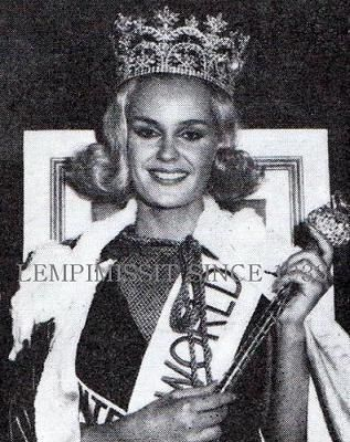 miss world 1965 - Google Search