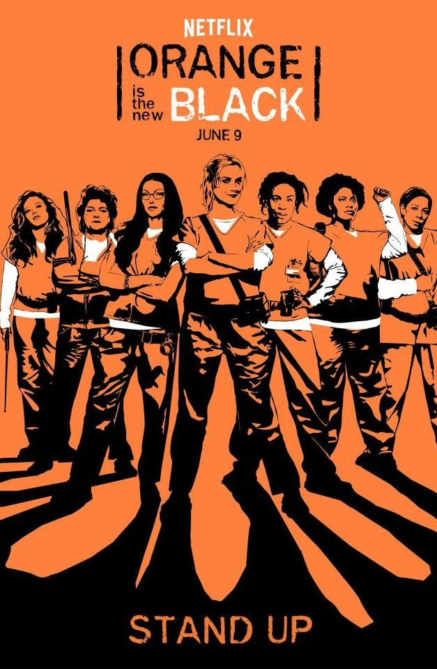 Orange is the New Black - Just finished, very intense but I loved it