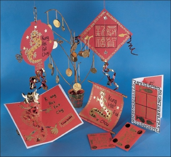 Chinese New Year Classroom Decoration Ideas : Best images about crafty ideas for chinese new year on