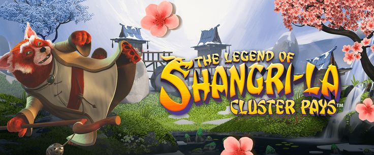 SET OFF FOR SHANGRI-LA, THE ENIGMATIC LAND OF WONDERS AND HARMONY! New game from NetEnt at EatSleepBet Casino on 21st September 2017!
