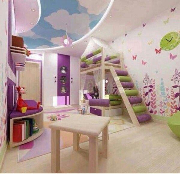 Fun Girl Room