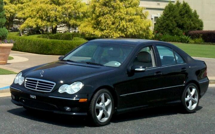 2006 Mercedes Benz C230 Sport Version