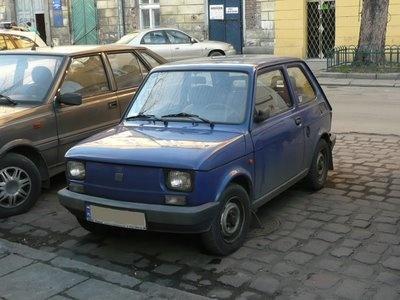 FSO Fiat 126P Polski