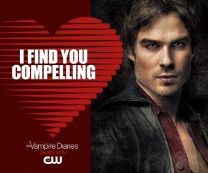 Happy Valentine's Day! Love, Damon