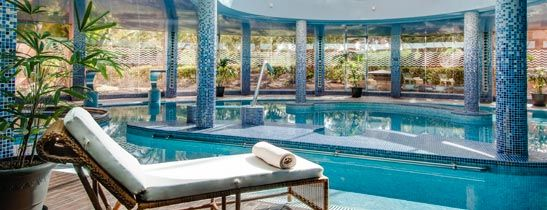 Hesperides Thalasso Spa at Sheraton Fuerteventura Beach Golf & Spa resort #Canarias #Travel