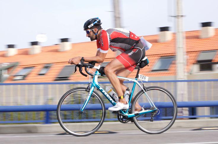 Triatlon Medio IronMan Desafío Pastor Islas Cies por Pablo Sanxiao