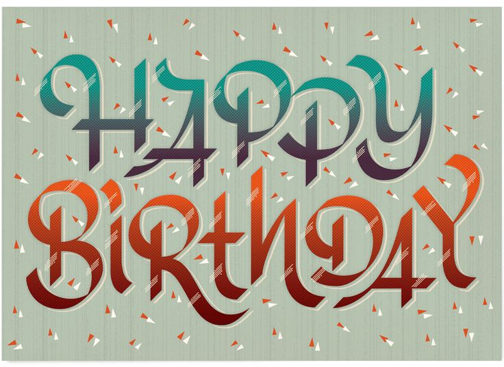 happy birthday letters images happy birthday by martina flor for lettercollections 17589 | 41994f9d506ab96be65150c6d28347b7 happy birthday clip art