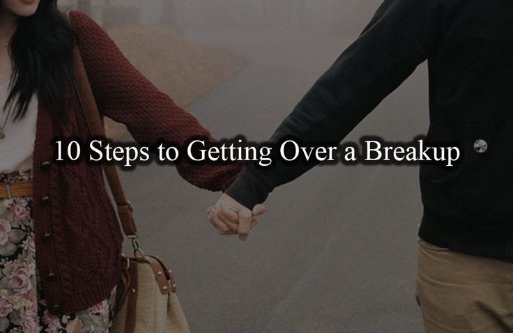 easiest way to get over a long term relationship
