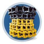 When it comes to keeping your equipment operating at peak performance and reducing your overall maintenance costs, Rubber Tracks Plus is your new partner in undercarriage services. #UndercarriageParts