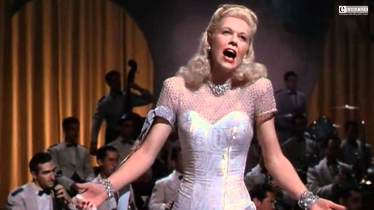 Doris Day - It's Magic - Romance on the High Seas (1949) - Classic Movie...--lovely singing voice and she only began to use it after her dreams of a dance career were destroyed