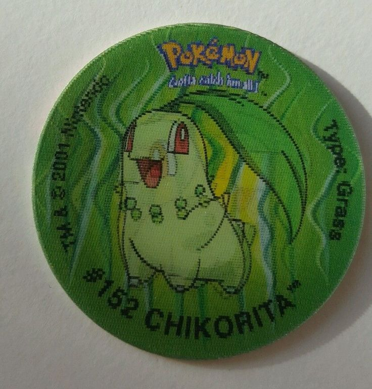 Pokemon Tazos x 5 ASH #1/2xPikachu #25 - Raichu #26/Chikorita #152/Cyndaquil #155/Donphan #232. From smoke free home. | eBay!