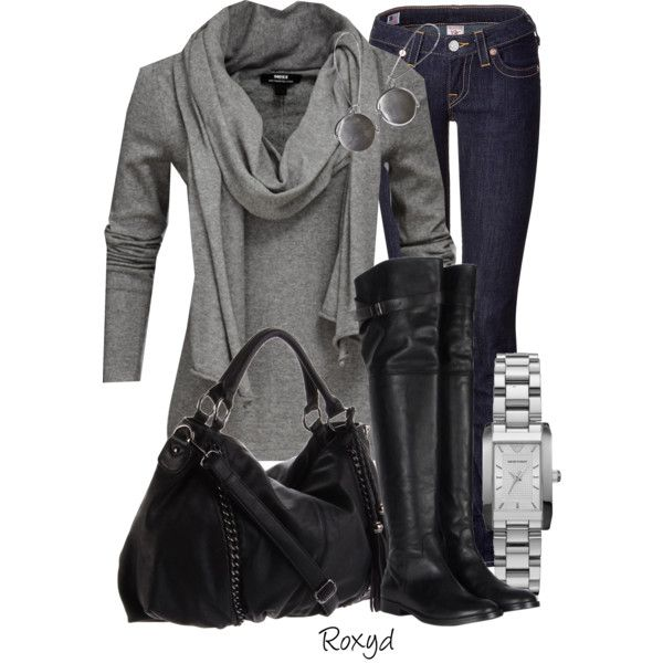 Get ready for Winter by roxyd on Polyvore