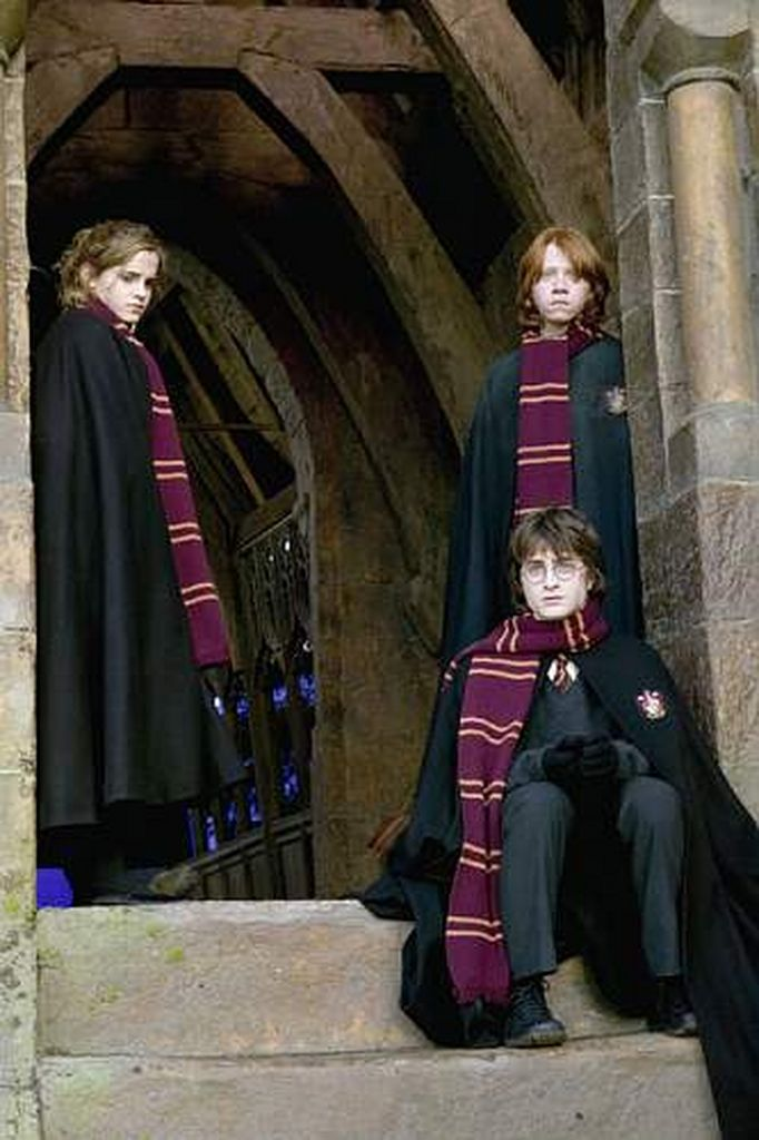 Harry Potter School Uniform Scarf