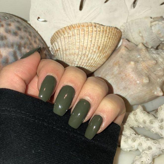 52 Example Of Nexgen Nails Colors Fall 2018 65 Nexgen Green