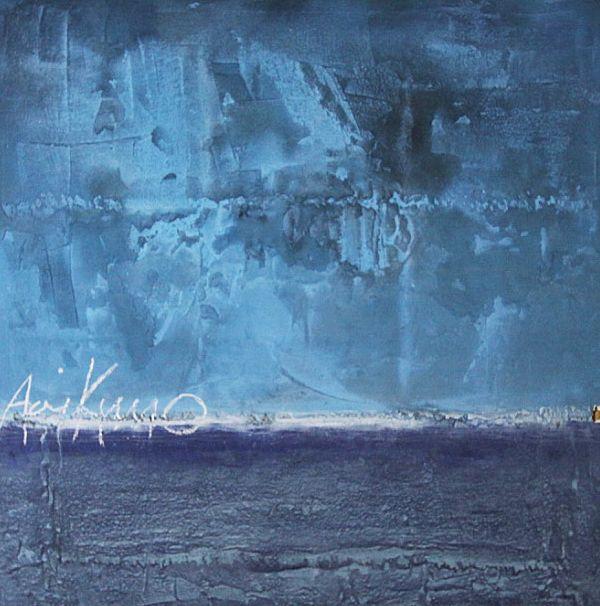 aoi (2015) 120x120cm mixed media on canvas daniel soukup