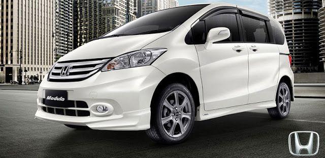 Spesifikasi Harga Kredit Honda Freed Balikpapan