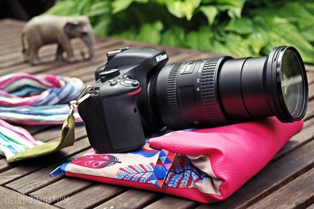 DIY | selbstgenähtes bohnensack {bean bag} kamera stativ - luziapimpinella