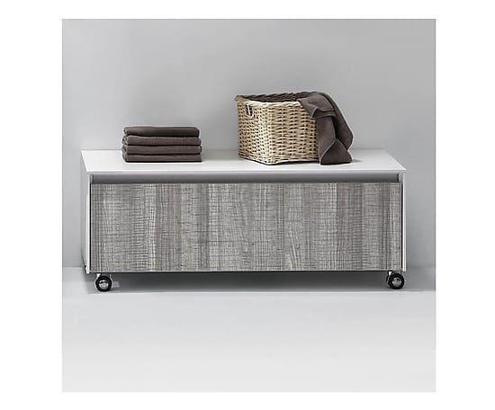 Mueble de tv con ruedas proyecto muebles y composiciones for Composiciones modulares para salon
