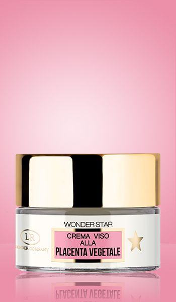 Wonder Star Crema viso alla Placenta Vegetale