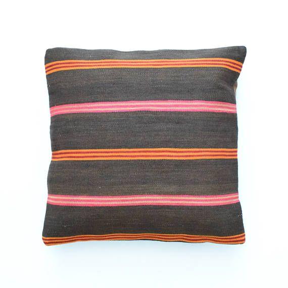 coussin bohemian rug pillow cushion covers cm turkish cushion rustic throw pillows turkish. Black Bedroom Furniture Sets. Home Design Ideas