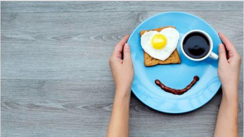 Wesołe śniadanie