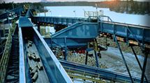 Mahajan Conveyors manufacturers Conveyor Belts, Rubber Belting, Elevator Conveyor Belts, Rubber Conveyor Belts, Industrial Conveyor Belts, Conveyor Rubber Belts, Flat Transmission Rubber Belts. http://www.mahajanconveyors.com/conveyor-belt.html