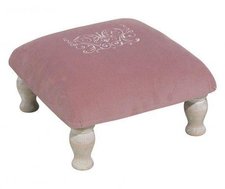 Podnožka Swirls Pink
