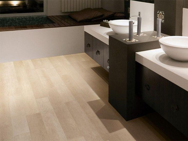 pavimento grigio chiaro e rivestimenti : Pavimento/rivestimento in gres porcellanato effetto legno LEGNI HIGH ...