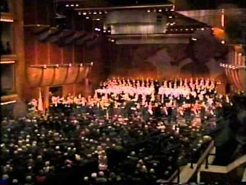 Star-Spangled Banner - Kurt Masur conducts the New York Philharmonic in The Star-Spangled Banner at the 9/20/2001 Memorial Concert