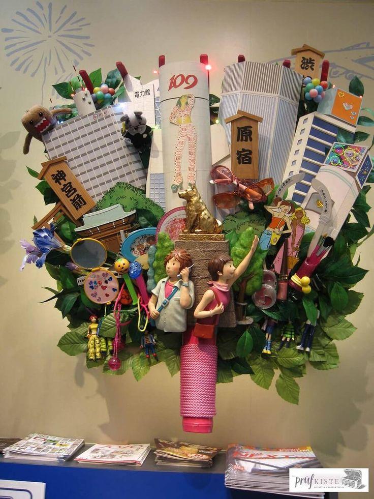2006 war ich zum studieren in Japan. Die Vorweihnachtszeit war so ganz anders als bei uns in