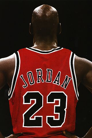 Michael Jordan #23 Chicago Bulls