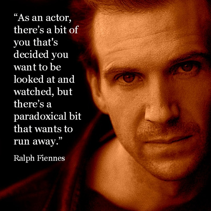 How to be an actor on movies?