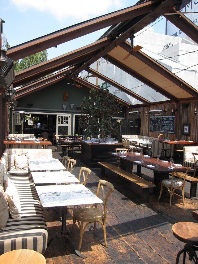 Best dating restaurants in los angeles