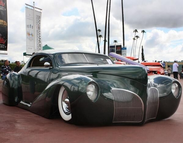 17 best images about lincolns jfk cars and sedans 1941 lincoln coupe zephyr