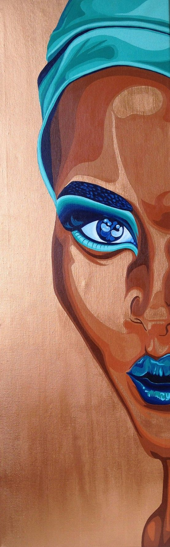 """Intense"" by Maria West Heilberg"