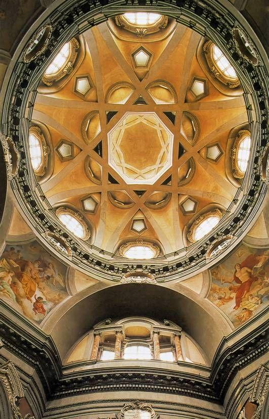 Church of San Lorenzo, Turin - Guarino Guarini