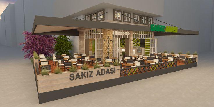 Sakız Adası Kemalpaşa - Simsiyah Design