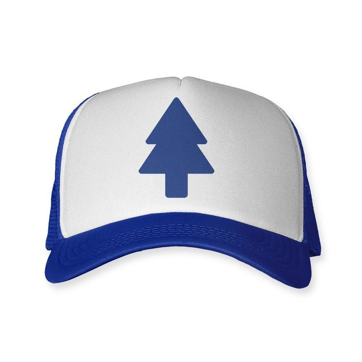 Dipper Pines Gravity Falls Hat More Info Behind Dipper Pines Gravity Falls Hat - Cotton Twill Foam Front Mesh Back Trucker Hats - Crown Hight 10cm - Adjustable plastic snap back closure. - ONE SIZE fi