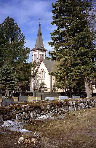 Sergey Samusenko - Köyliön kirkko