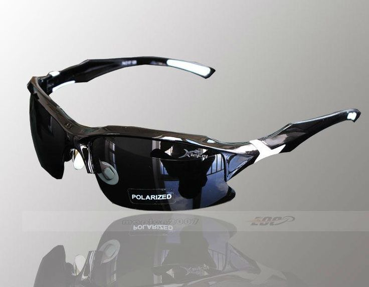 Sunglasses UV400 New Professional Polarized Cycling Glasses Bike Sports Bicycle Item Type: Eyewear Sport Type: Cycling Lens Height: 4 cm Lens Width: 7.1 inch Frame Material: Acetate Lenses Optical Attribute: Polarized Lenses Material: Polycarbonate Gender: Men Frame Color: Black Model Number: STS014  UV PROTECTION All of our lenses block 100% of UVA, UVB and UVC rays, and harmful blue light to 400nm. These harmful rays are a leading cause of cataracts, skin cancer and wrinkles around the…