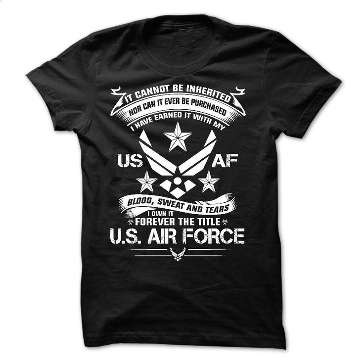 US AIR FORCE ah T Shirts, Hoodies, Sweatshirts - #cute t shirts #cotton shirts. ORDER HERE => https://www.sunfrog.com/LifeStyle/US-AIR-FORCE--ah.html?60505