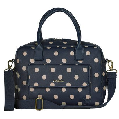 Changing Bags and Accessories | Button Spot Smart Nappy Bag | CathKidston