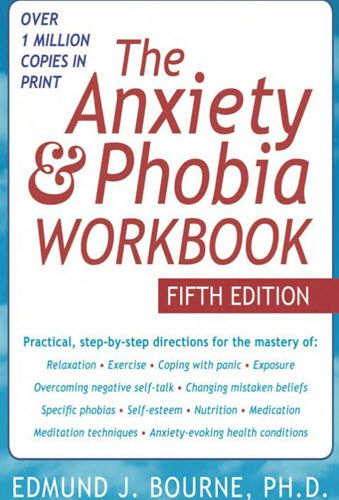 The Anxiety and Phobia Workbook. Pessimism, guilt, anxiety and low self-esteem are all too common these days. This great self improvement book discusses how to deal with these issues..and more: p/o 250+ best self-help books. See book here: http://www.developgoodhabits.com/anxietyandphobiawrkbk