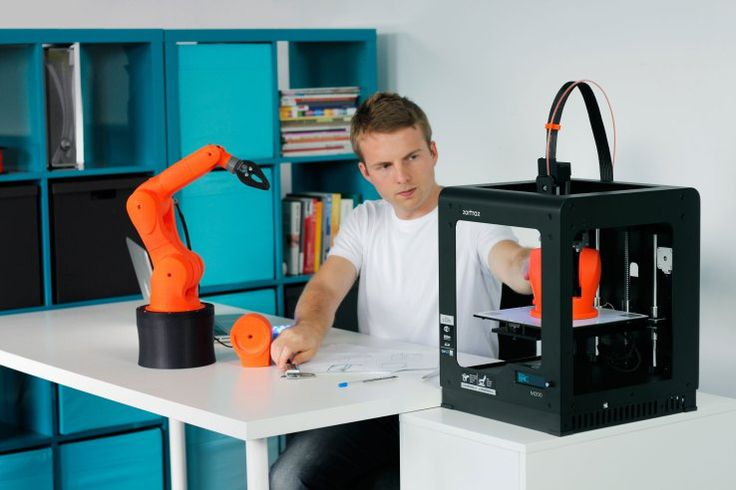 Zortrax Launches A 3D Model Library For Its Robotic-Arm Loving Users | TechCrunch