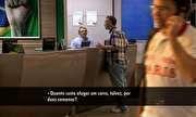 Estrangeiro testa nível de atendimento em inglês em pontos turísticos de Fortaleza
