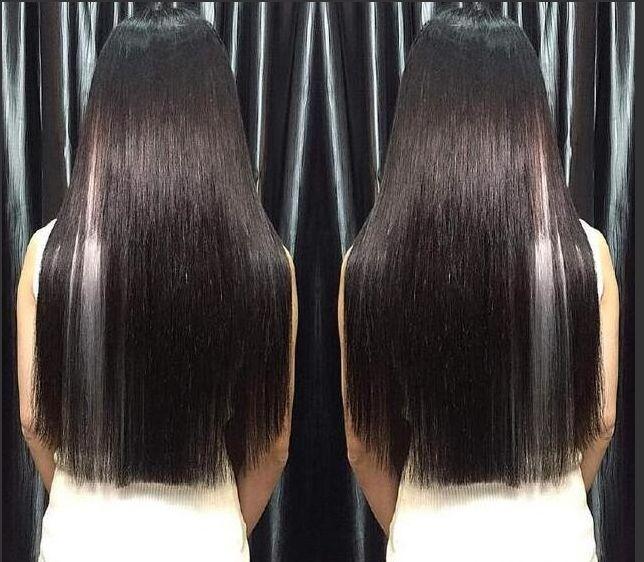 Peruvian hair sew in