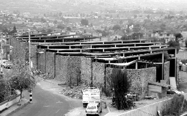 Galería de Campamento de Edificios Públicos / Taller de Arquitectura - Mauricio Rocha - 8